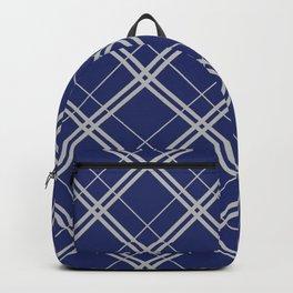 Ravenclaw Argyle Backpack