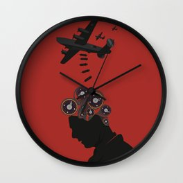 The Imitation Game Wall Clock