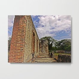 Boca de Nigua Metal Print