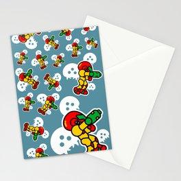 Chibisamus II Stationery Cards