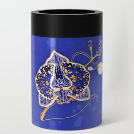 Egyptian Blue :: Orchid Can Cooler