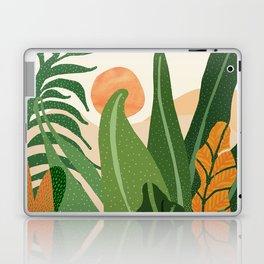 Desert Garden Sunset Laptop & iPad Skin