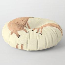 Bee & Bears Floor Pillow