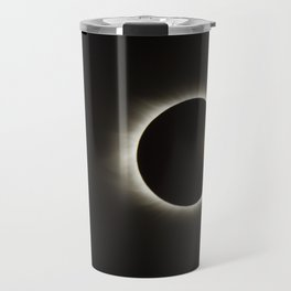 eclipse diamond ring Travel Mug