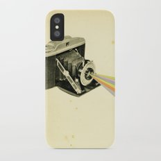 It's a Colourful World iPhone X Slim Case