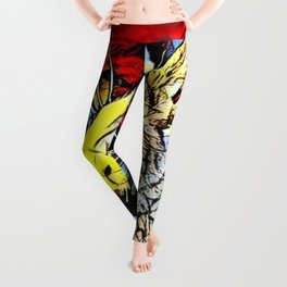 Color Kick - Bunny Leggings