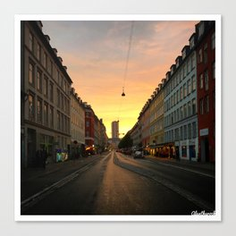 Another Great Day Canvas Print