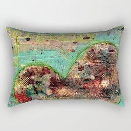 Permission Series: Gorgeous Rectangular Pillow