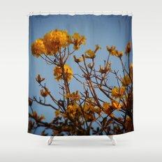 Ipê Shower Curtain