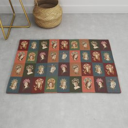 The Saints of Sunnydale  Rug