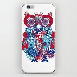SPIRO OWL iPhone Skin