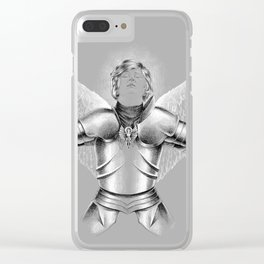 Cleric Clear iPhone Case