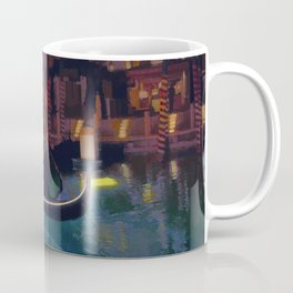 Venice Romantic Gondola Cruise Coffee Mug