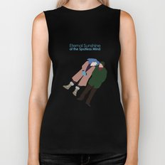 Eternal Sunshine of the Spotless Mind Biker Tank