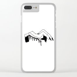 Can I Get Your Digits Clear iPhone Case