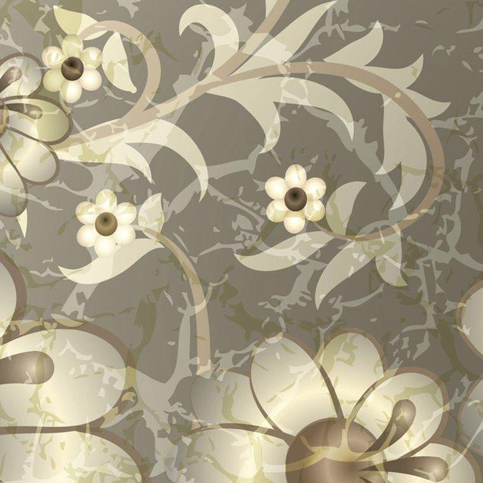 Shabby flowers #12 Leggings