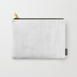 American Football Heartbeat Love Carry-All Pouch