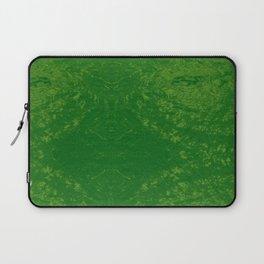 Bright Sea Foam Water Laptop Sleeve