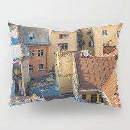 Colors of city Pillow Sham