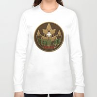 switzerland Long Sleeve T-shirts featuring Team JDF Switzerland by Kate V (Kyrahiko)