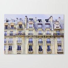 Paris Nº 12 Canvas Print