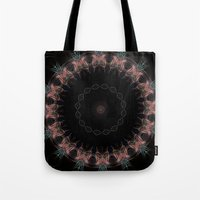 halo Tote Bags featuring Halo by Silentwolf
