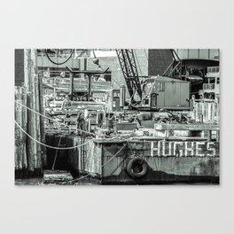 Hughes Canvas Print