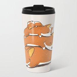 Comfy Bed - CORGI Metal Travel Mug