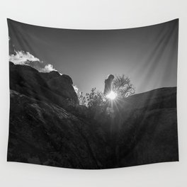 Light Wall Tapestry
