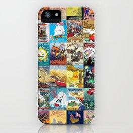 Amusement Rides iPhone Case