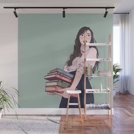 Distraction Wall Mural
