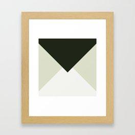 MNML II Framed Art Print