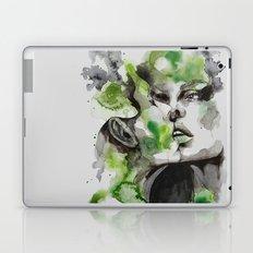 Kiss by carographic Laptop & iPad Skin