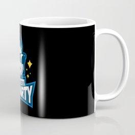 Yeti & Party Gift: I'm Yeti To Party I Bigfoot I Creature Coffee Mug