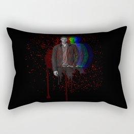 "The ""Innocent"" Man Rectangular Pillow"
