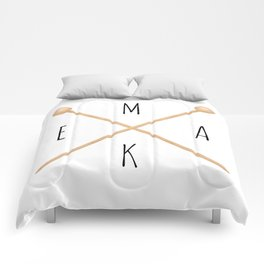 MAKE     Knitting Needles Comforters