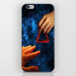 You Can't Give Me Everything iPhone Skin