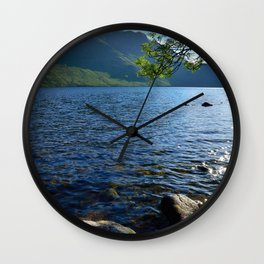 ennerdale lake Wall Clock