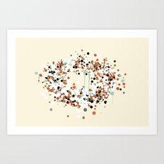 spheres 1 Art Print