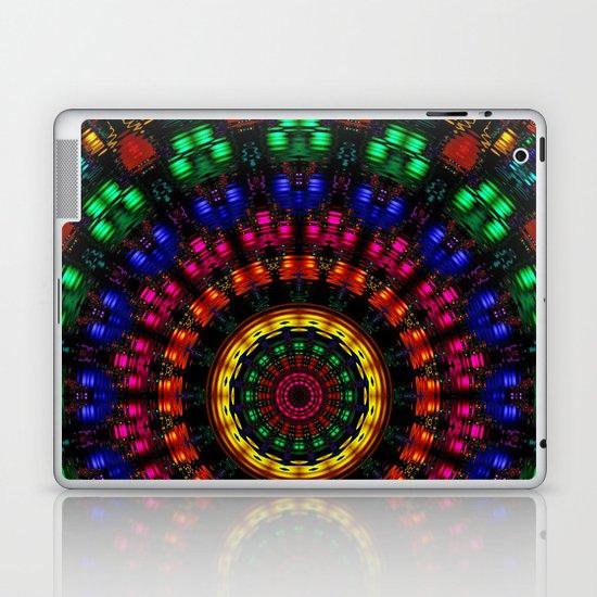 Rippling Colors Laptop & iPad Skin