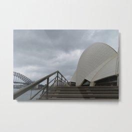 Sydney Opera House 2 Metal Print