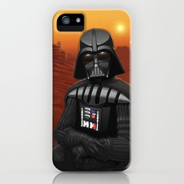 Leo, i am your father... iPhone Case