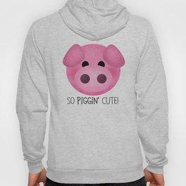 So Piggin' Cute! Hoody