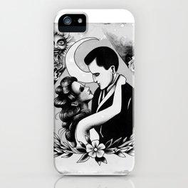 let's start a cult together iPhone Case