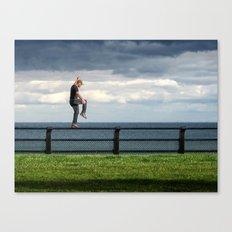 Balanced Variation Canvas Print