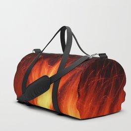 Flames Series 1 Duffle Bag