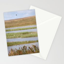 Summer Evening on A Lake Stationery Cards