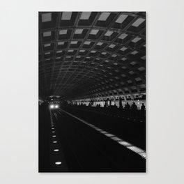 DC Metro II Canvas Print