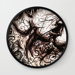 About the Chaos Theory and The Butterfly Effect  Wall Clock
