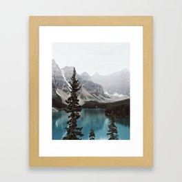 Majestic Tones Framed Art Print